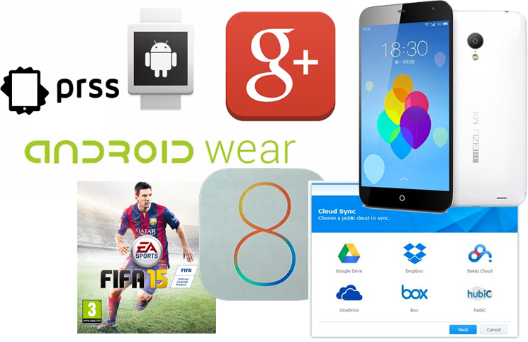 Episode 3: iOS 8.0.1, Google+, Android Wear, Meizu MX4, Synology DSM 5.1,…