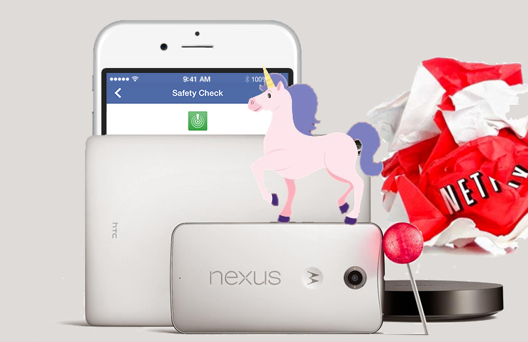 Episode 6: Google Nexus 6, Nexus 9, Nexus Player, Ubuntu 14.10, Netflix Anti Spoiler,…