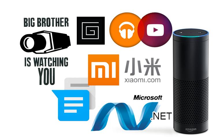 Episode 10: Youtube Music Key, .NET en liberté, Amazon Echo, Google Messenger,…