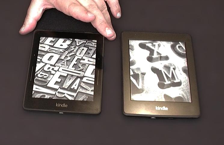 Kindle Voyage vs. Kindle Paperwhite (présentation, test)