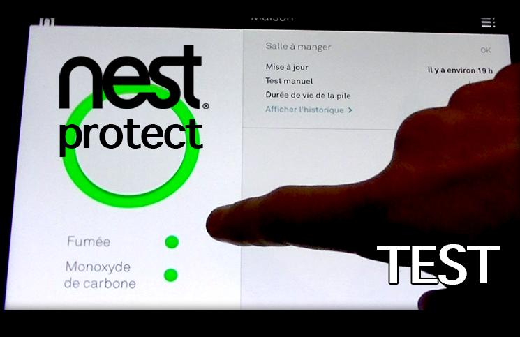 Nest Protect (test, présentation)