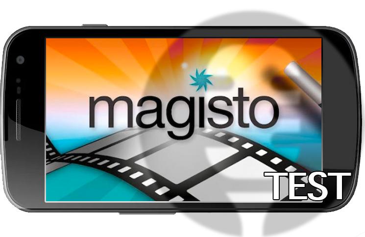 Test et présentation de Magisto, une application qui mélange automatiquement photos et vidéos.