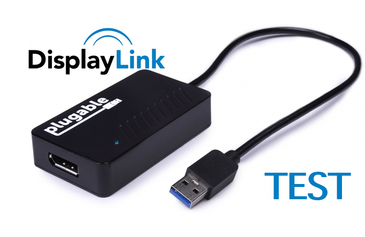 Displaylink: adaptateur graphique USB