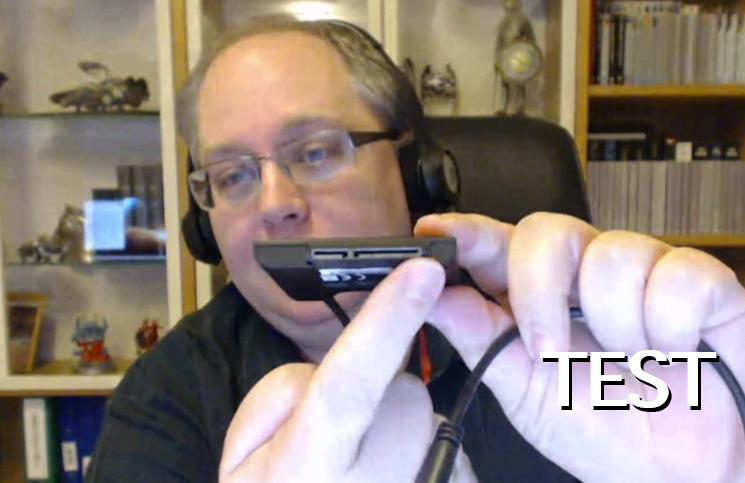 Interface SATA – USB3
