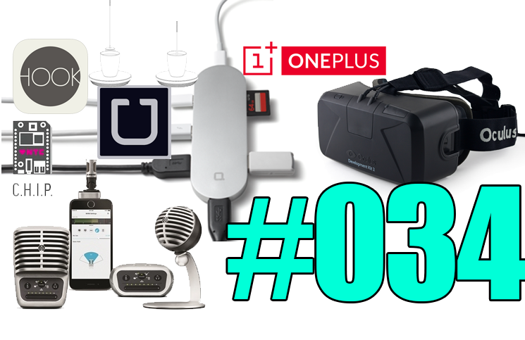 #34: Nonda Hub+ pour USB-C, MIITO bouilloire à induction, Google+ Collections, ordinateur à 9$, Oneplus Two,…