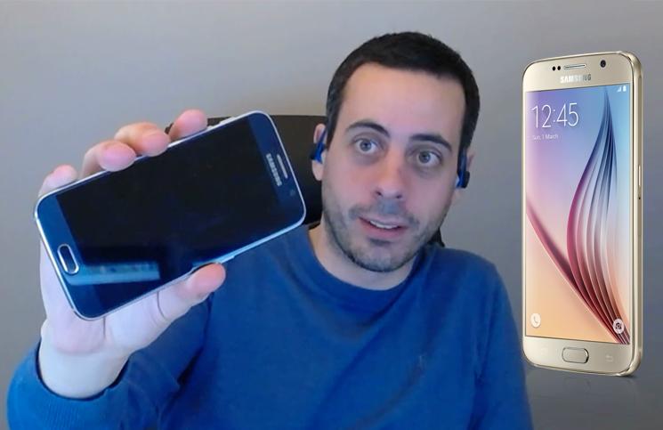 Samsung Galaxy S6: retour d'expérience.