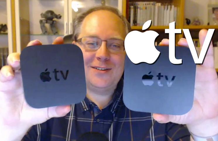 Apple TV 4: présentation