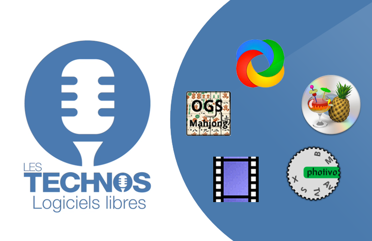 Logiciels libres #5: OGS Mahjong, Photivo, Mail2Voice, ShareX, PNGShot, HandBrake, Ant Movie Catalog