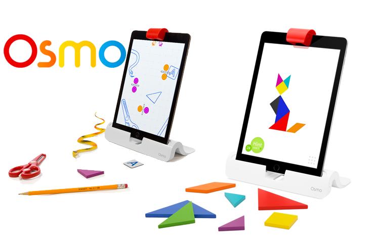 OSMO, plateforme de jeux pour iPad (présentation)