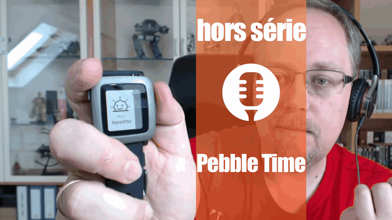 Pebble Time (Présentation, test)