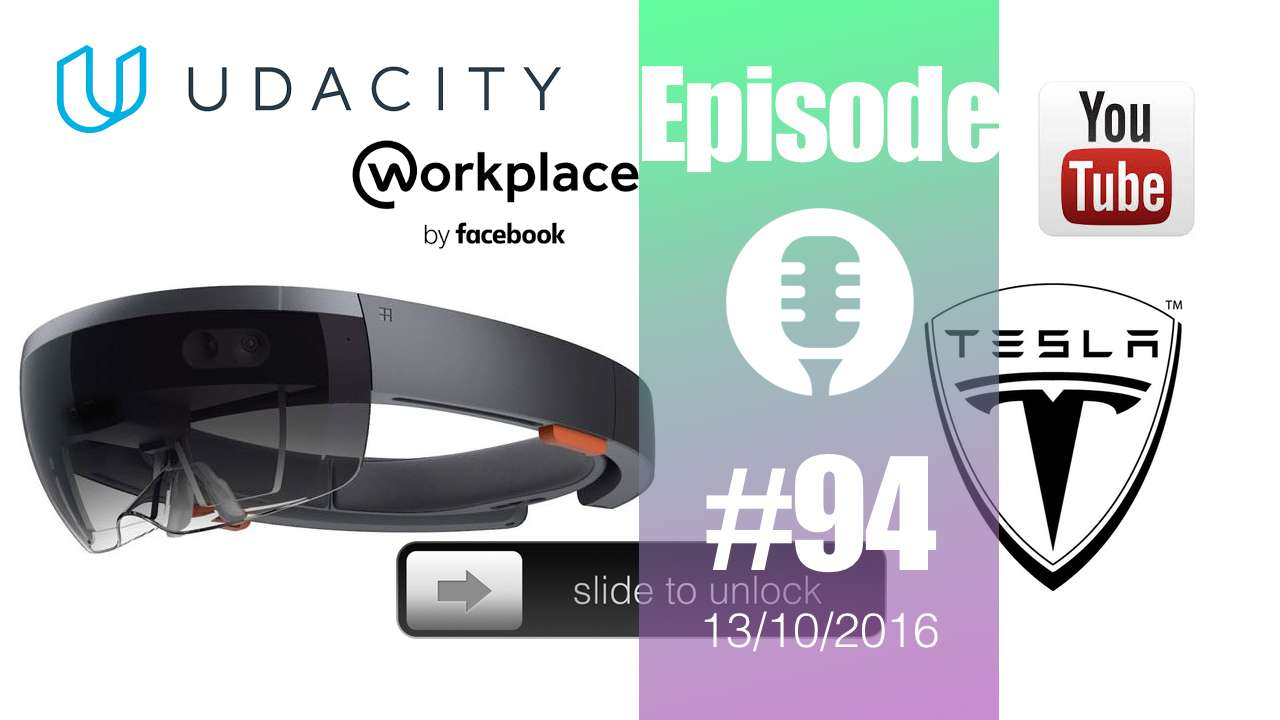 #94: Workplace by Facebook, Noto de Google, HoloLens, Band, Netatmo, Rich Kids,…