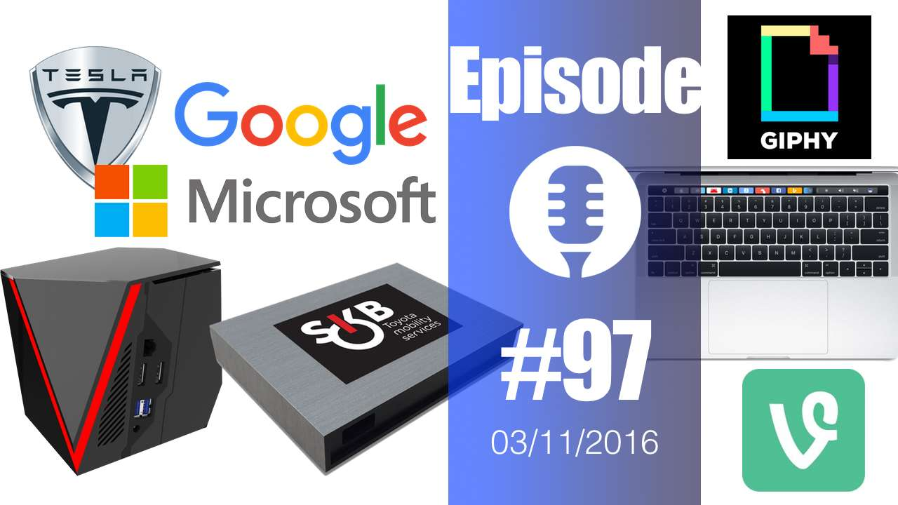 #97: Macbook, Shadow, Smart Key Box, URL Emoji, Giphy, Vine, Powerwall 2, Hyperelastic Bone,…