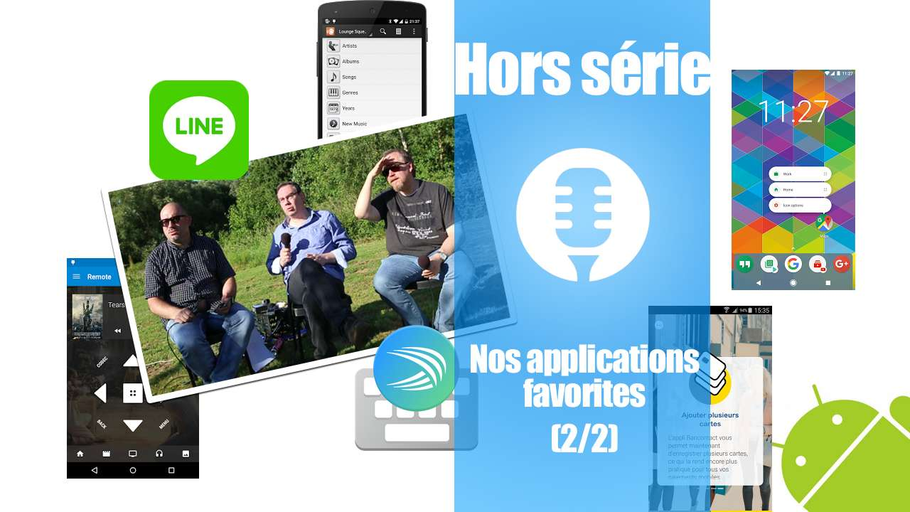 Nos applications favorites (2/2)