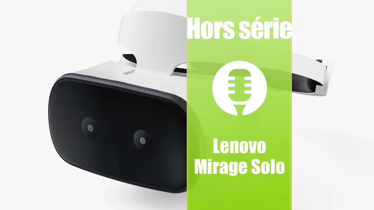 Hors série: Lenovo Mirage Solo