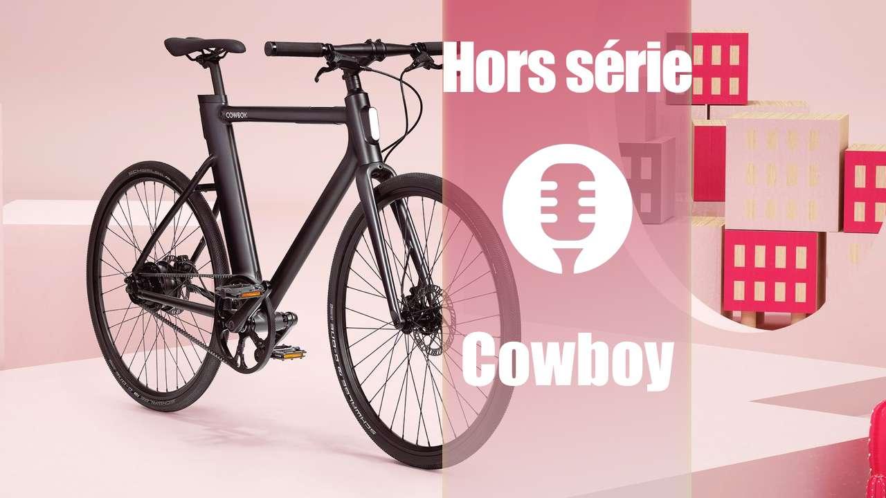 Hors série: Cowboy, vélo à assistance électrique